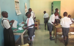 Assistance to St Patricks Secondary School in Iten